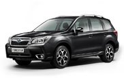 Forester XT Turbo