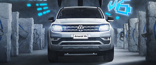 Nova Amarok V6