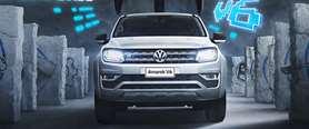 Nova Volkswagen Amarok V6 chega em fevereiro