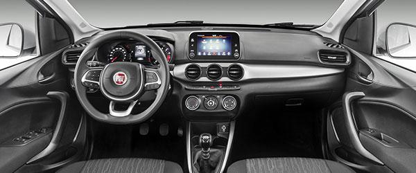 Novo Fiat Argo