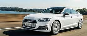 Nova geração do Audi A5 chega ao Brasil