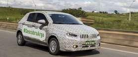 Novidade: Argo é o lançamento inédito da Fiat