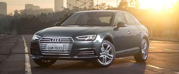 Audi A4 foi eleito o Carro Premium de 2017