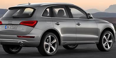 Programe a compra de um Audi Q5 pelo consórcio