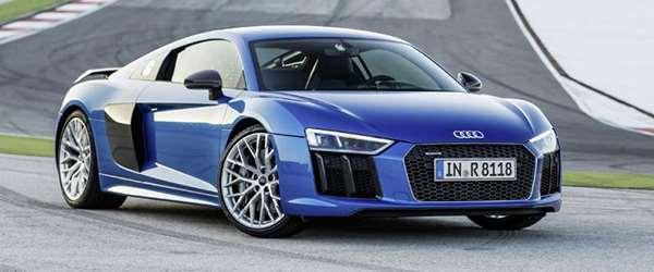 Audi confirma participação do R8 no Salão do Automóvel