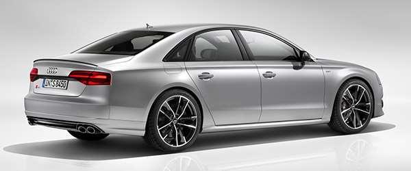 Audi vai apresentar o novo S8 Plus no Salão de Automóveis