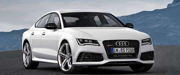 Audi vai mostrar RS 7 Sportback no Salão do Automóvel