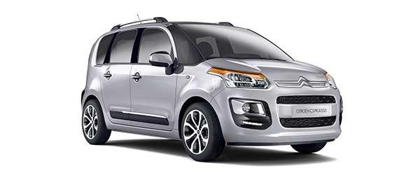 Consórcio Citroën C3 Picasso em até 80 meses