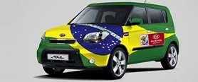Séries especiais: os carros da Copa do Mundo