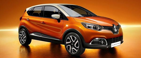 Renault Captur (Foto: Divulgação)