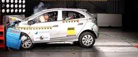Conheça os 10 carros mais seguros do Brasil