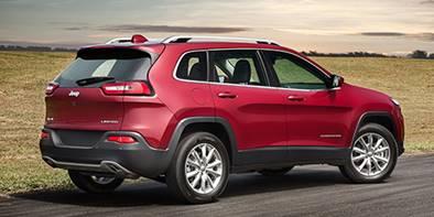 Jeep Cherokee é sucesso de vendas no Brasil