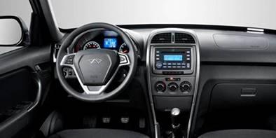 Crescem as vendas de veículos da Chery no Brasil