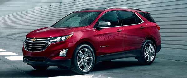 Chevrolet Equinox será vendido no Brasil e substituirá Captiva