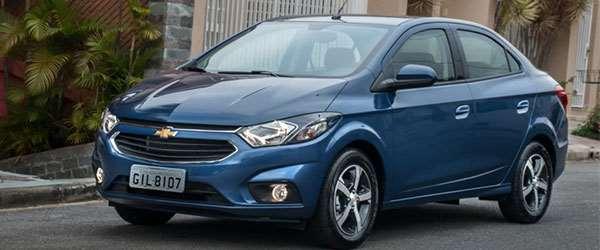 Carta de crédito Consórcio Chevrolet Prisma