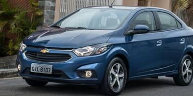 Chevrolet Prisma 2019 ganha mais sofisticação