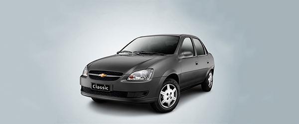 Chevrolet Classic deixa de ser produzido no Brasil