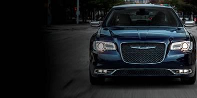 Força e estabilidade com o Chrysler 300C