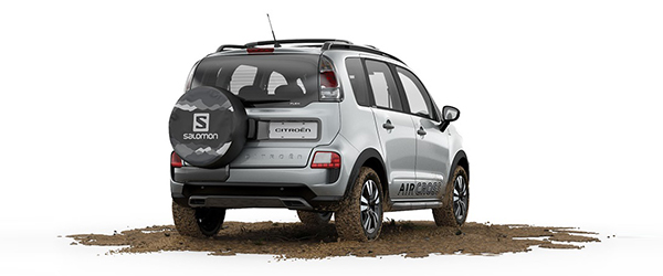 Citroen AirCross Salomon