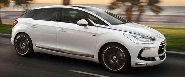 Citroën DS5 em parcelas facilitadas e sem juros pelo consórcio
