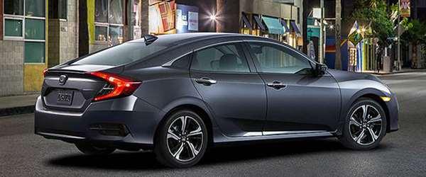 Lançamento: nova geração do Honda Civic