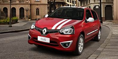 Consórcio Renault Clio em até 80 meses sem juros