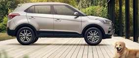 Consórcio Hyundai Creta 2018