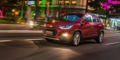 Consórcio Chevrolet Tracker 2018