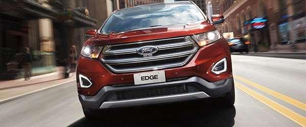 Carta de crédito Consórcio Ford Edge