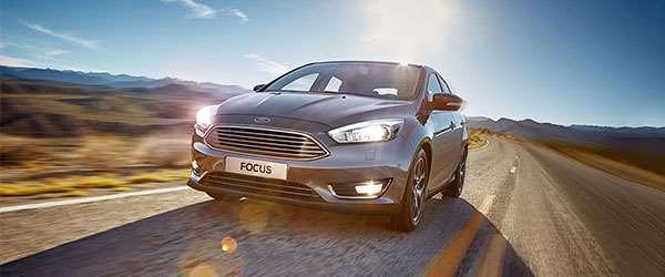 Consórcio Ford Focus 2018