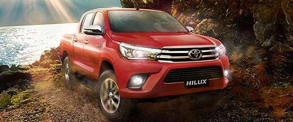 Consórcio Toyota Hylux 2018