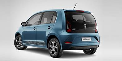 Consórcio Volkswagen up! 2018