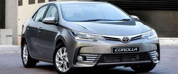Lançamento: Consórcio Toyota Corolla 2018