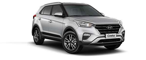 Hyundai Creta 2019 através do Consórcio de Automóveis