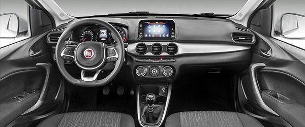 Fiat revela o Novo Cronos