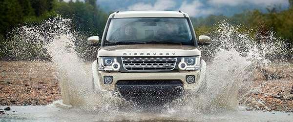 Discovery é o SUV premium e exclusivo da Land Rover