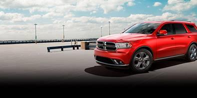 Dodge Durango em planos acessíveis de pagamentos