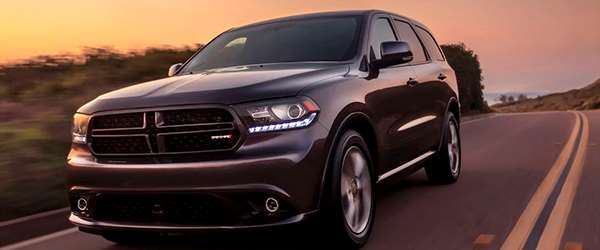 Compre o seu Dodge Durango com mais flexibilidade