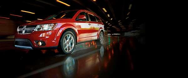 Compre o seu Dodge Journey a partir de R$ 119.900 mil