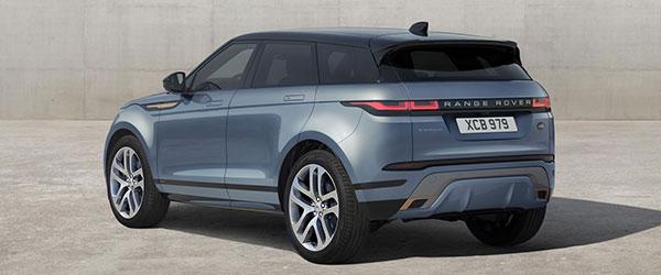 Range Rover Evoque ganha reestilização