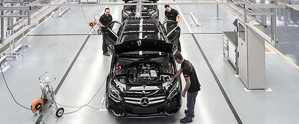 Mercedes-Benz aumentará produção de carros
