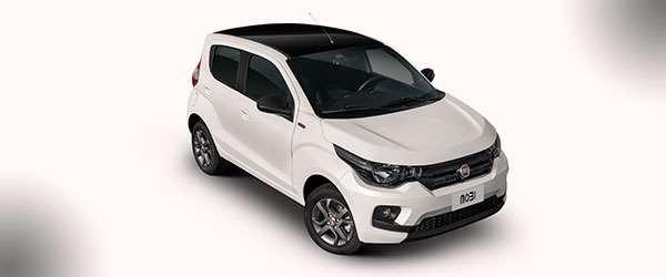 Fiat Mobi ganha série especial VeloCITY