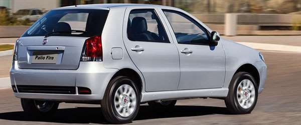 Consórcio Fiat Palio – modelo é o seminovo mais vendido do Brasil