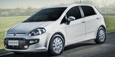 Consórcio Fiat Punto 2018