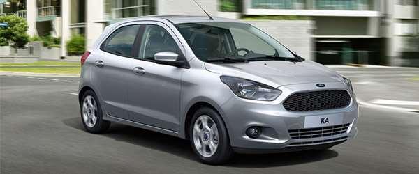 Ford Ka atinge 1 milhão de unidades produzidas no Brasil