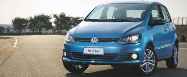 Carta de crédito Consórcio Volkswagen Fox