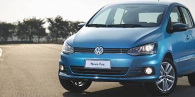 Consórcio Volkswagen Fox em 80 parcelas sem juros