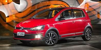 Consórcio VW Fox Pepper 2016 em até R$ 675,47 mensais