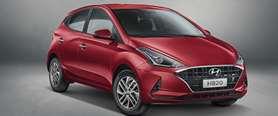 Revelada a nova geração do Hyundai HB20