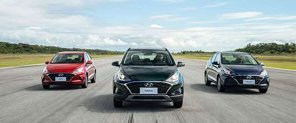 Lançamento: Hyundai HB20 chega à linha 2021